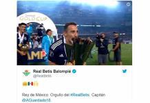 Clubes europeos celebran triunfo del Tri en la Copa Oro