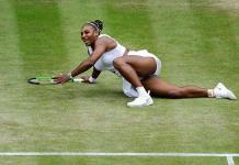 Serena y Halep, a semifinales en Wimbledon