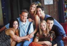 Schwimmer dice que grabación de la reunión de Friends comenzará en un mes