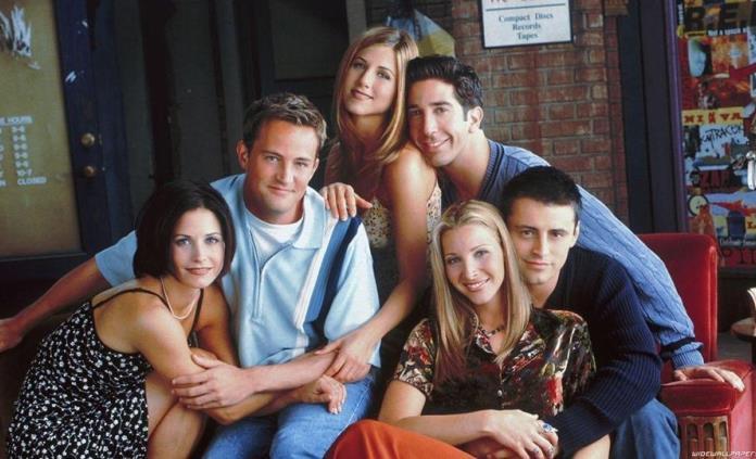 El sillón de Friends llegará a México por aniversario de la serie