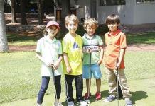 Promesas del golf en el Club Campestre