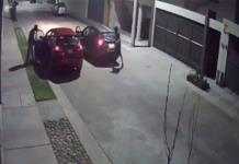 Reprocha policía estatal que la corporación municipal no frene robos en Villa Magna