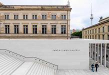 La Isla de los Museos de Berlín tiene una nueva puerta de entrada