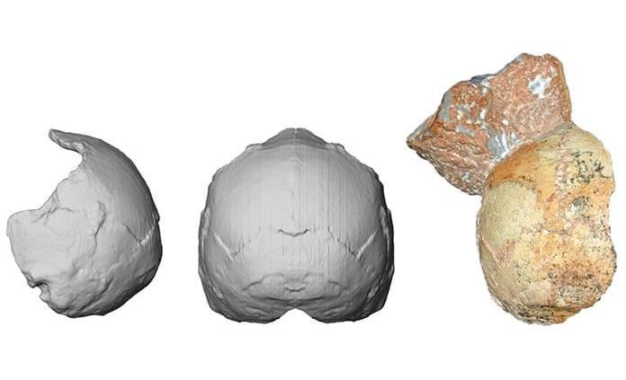 Hallan indicios de la presencia de humanos modernos en Grecia hace 210,000 años