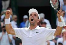 El español Bautista alcanza por primera vez las semifinales de un Grand Slam