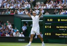 Federer y Nadal se enfrentarán en semifinales de Wimbledon