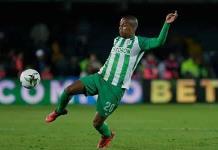 Jeison Lucumí, nuevo jugador del Querétaro