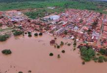 Colapso de presa en Brasil no deja víctimas mortales pero sí 350 familias desalojadas