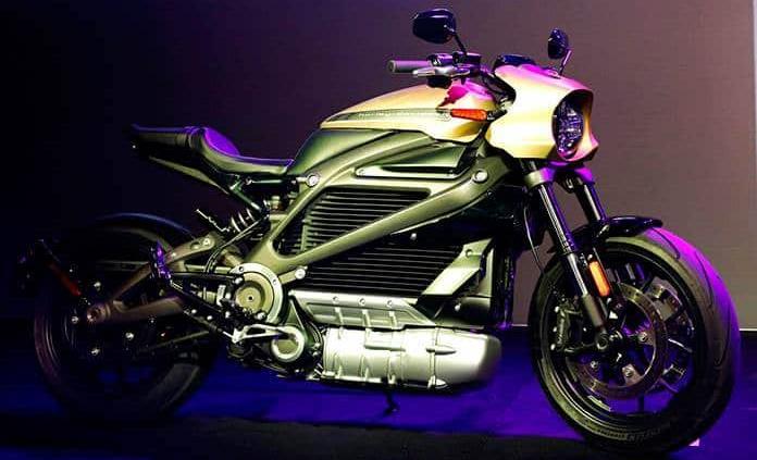 Harley-Davidson eléctrica pasa de 0 a 96 kph en 3 segundos