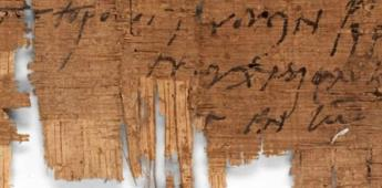 Científicos identifican el manuscrito cristiano más antiguo del mundo