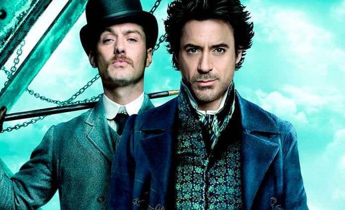 Dexter Fletcher dirigirá 'Sherlock Holmes 3'