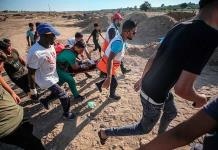 Niño palestino en estado crítico por disparo en la cabeza durante protestas