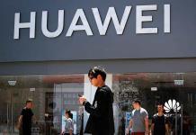 Huawei pide a EEUU levantar restricciones