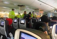 Violenta turbulencia provoca 37 heridos en un vuelo hacia Australia