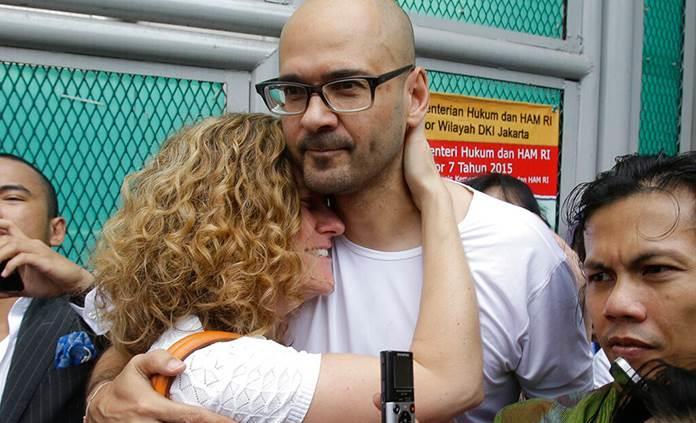 Indonesia deja en libertad a canadiense acusado de abusos