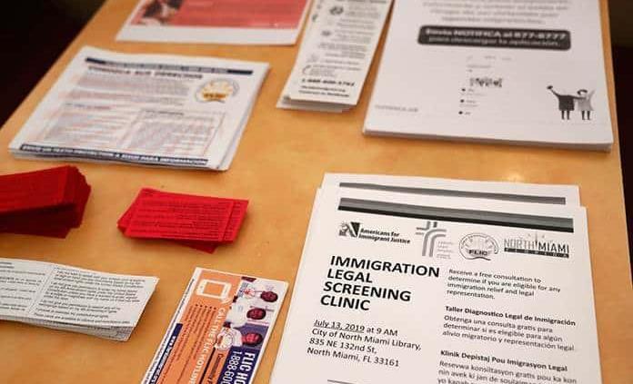 Trump anuncia redadas de inmigrantes para el domingo