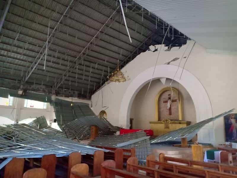 Al menos 51 heridos tras un terremoto de magnitud 5,8 — Filipinas
