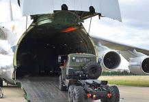Turquía recibe más componentes de sistema de defensa ruso