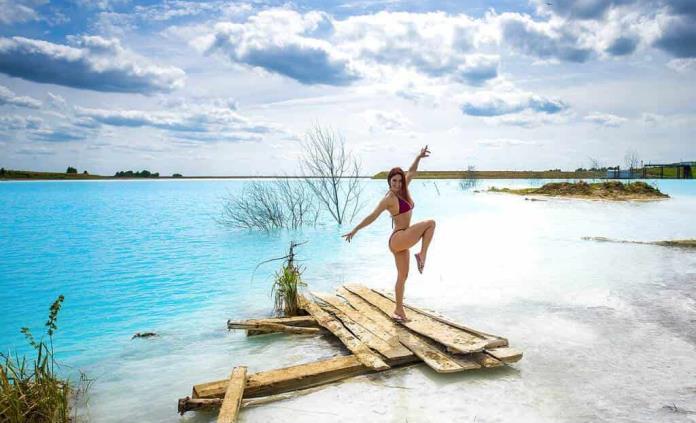 Cierran por seguridad lago tóxico en Siberia