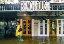 Alerta en Luisiana ante amenaza de tormenta potencialmente mortal