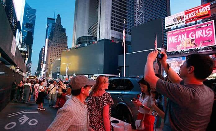 Apagón de gran escala afecta Ciudad de Nueva York