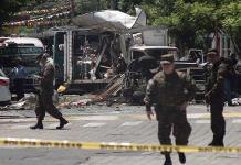 Fatal explosión de gas se registra en El Salvador