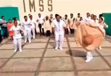 Promueve el IMSS la lactancia con baile Despacito