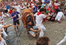 Cierran toros de Miura los Sanfermines 2019 con tres heridos
