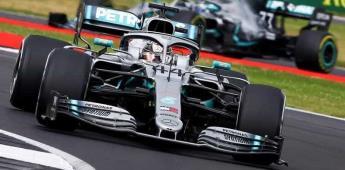 Hamilton muestra poderío y gana GP de Gran Bretaña