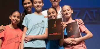 Michelle Goded y Ángela Ramos, becadas a escuela de ballet de Berlín