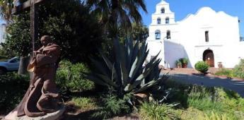 Celebran 250 años de la fundación de la Misión de San Diego de Alcalá, una historia de desencuentros