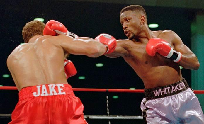 Muere leyenda del boxeo Pernell Whitaker tras ser atropellado