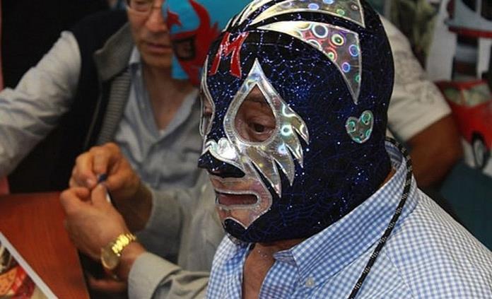 Mil Máscaras desmiente que haya sufrido un infarto