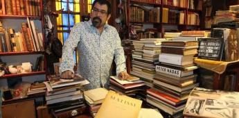 Librerías secretas de Ciudad de México custodian tesoro literario