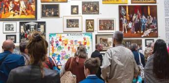 Artistas de 95 países se inspiran en Rembrandt
