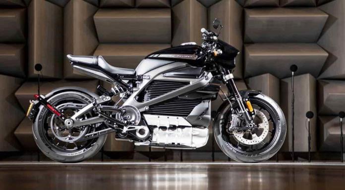 LiveWire, la motocicleta eléctrica de Harley Davidson'>