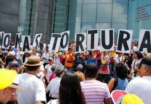 Ocho países de la OEA piden investigar violaciones de DDHH en Venezuela