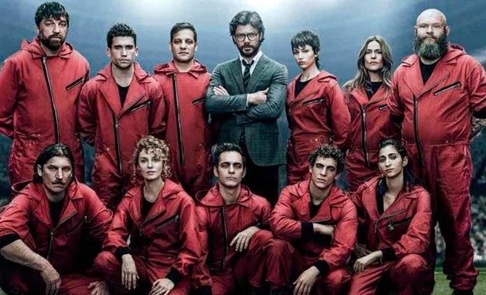 Revelan fecha de estreno de La Casa de Papel temporada 4