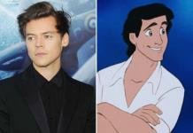 Harry Styles negocia interpretar al príncipe Eric en La Sirenita