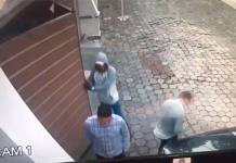 Juan Osorio difunde video de sujetos que entraron a su casa