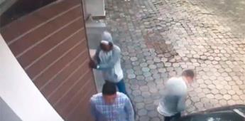 Caen dos implicados en robo a casa de Juan Osorio