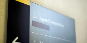 El Louvre tapa el nombre de donantes vinculados a opiáceos