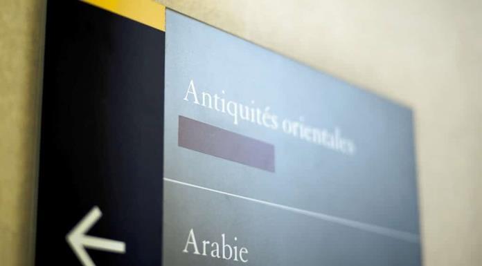 El Louvre tapa el nombre de donantes vinculados a opiáceos'>