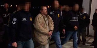 Sacan a El Chapo de su prisión en NY, se desconoce su paradero