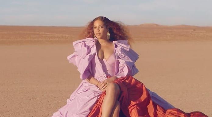 """Beyoncé y su hija protagonizan video de """"Spirit"""", tema de El Rey León'>"""