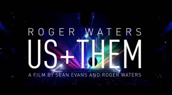 Lanzan tráiler oficial del filme Roger Waters Us + Them'>