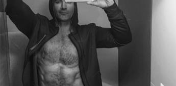 David Zepeda alborota Instagram con foto
