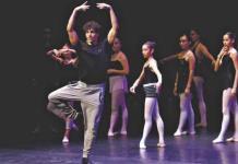 Isaac Hernández da salto a la actuación