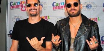 """Mau y Ricky Montaner, """"Reyes del Carnaval"""" de Miami"""