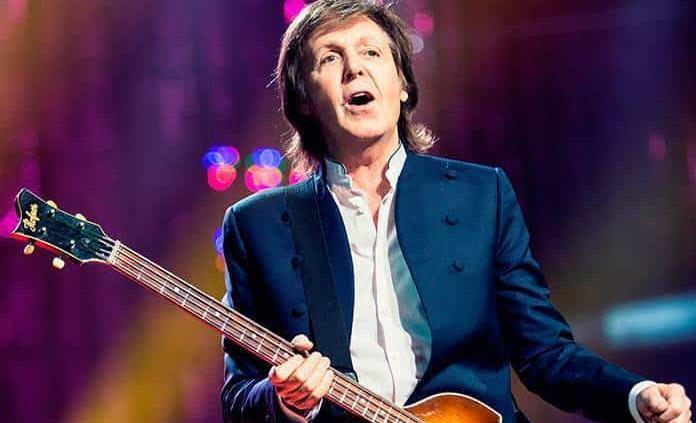 McCartney muestra su faceta de abuelo en el libro 'Hey Grandude!'